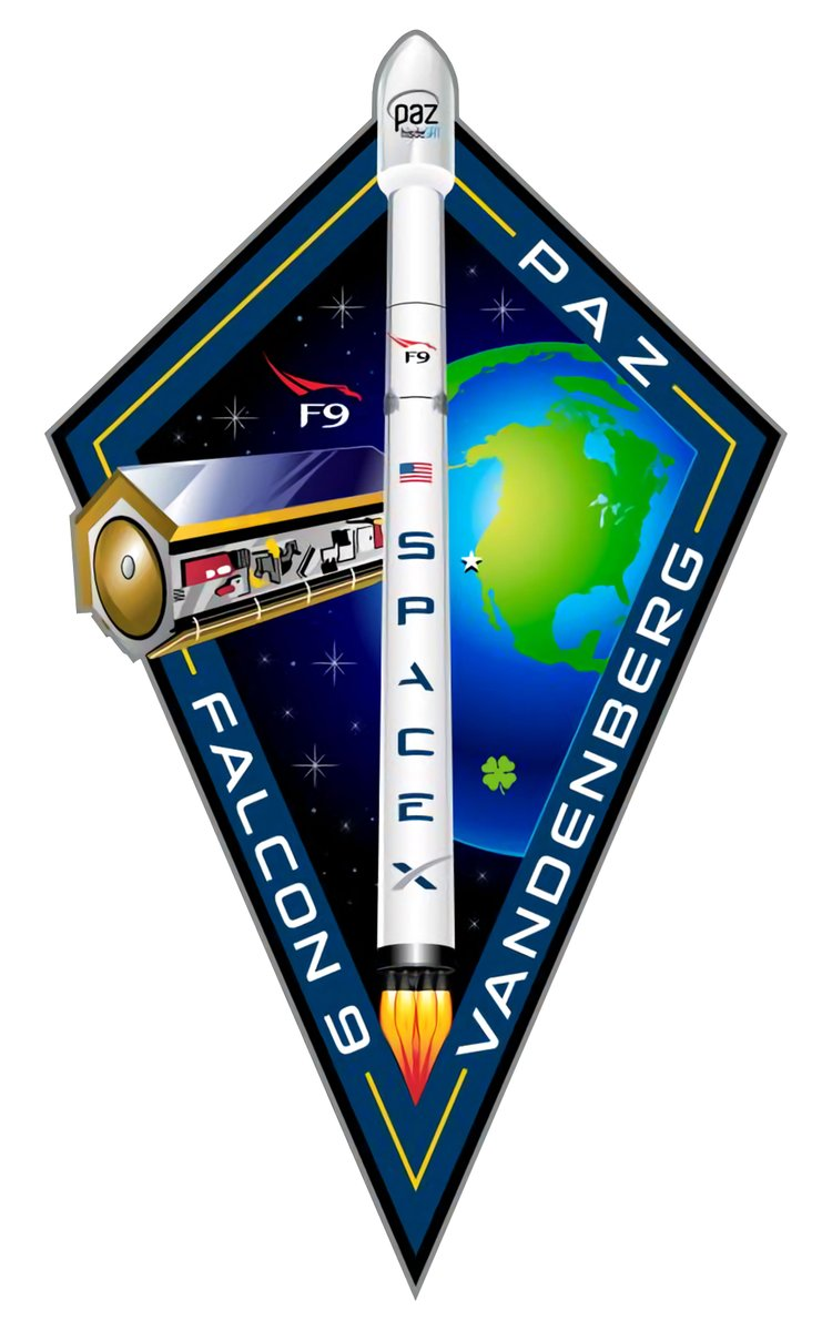 SpaceX Mission Patch