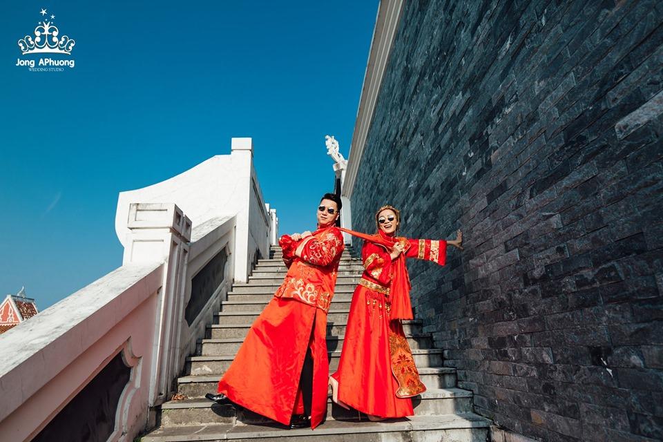 Địa chỉ chụp ảnh cưới giá rẻ ở đà nẵng Jong APhuong uy tín
