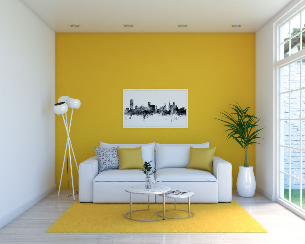 Wrap Your Room in Bright Sunshine