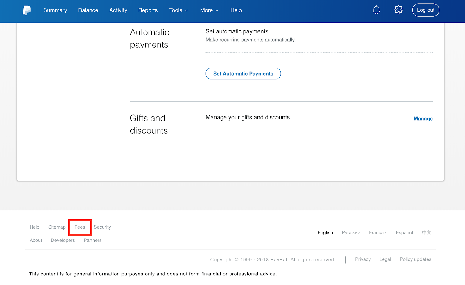 How Much Does Paypal Charge In Fees