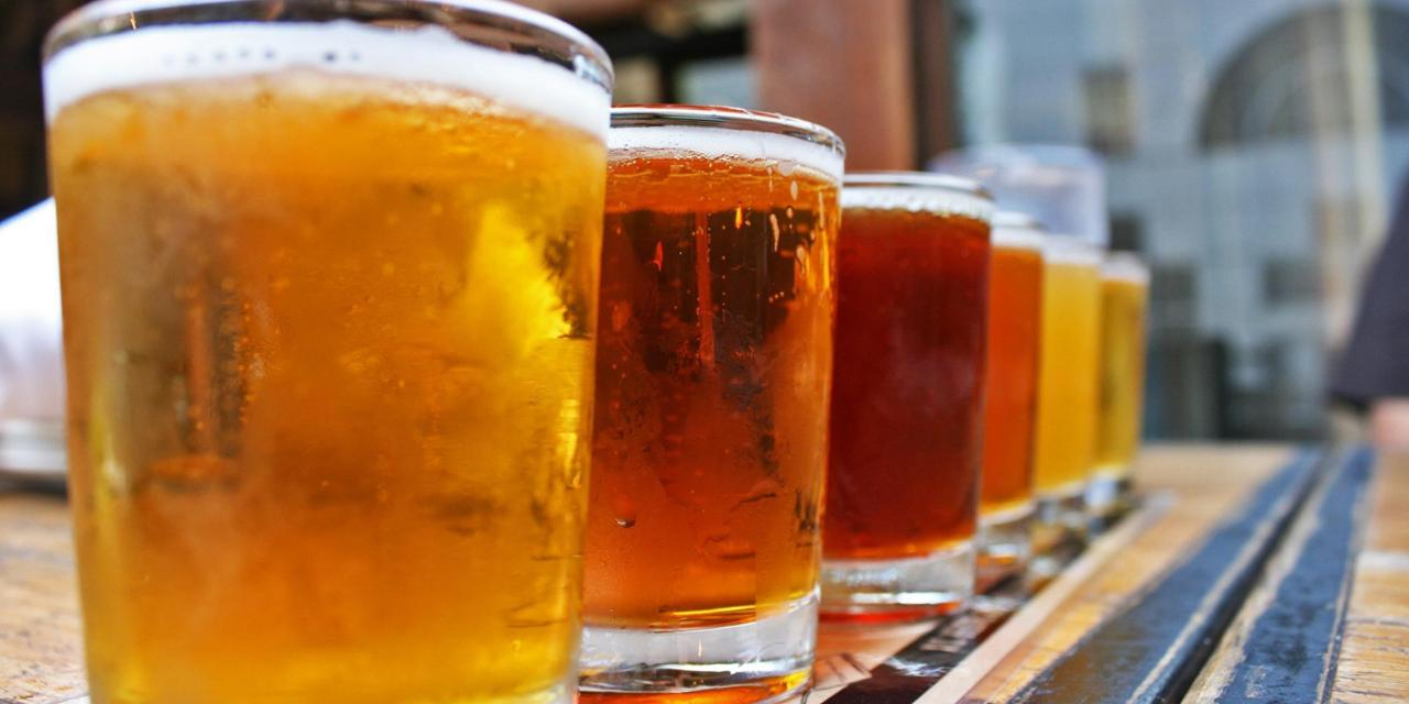 Different styles of IPAs