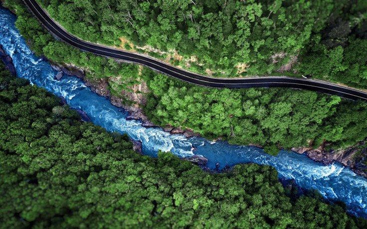 Πηνειός, ο μυθικός ποταμός της Θεσσαλίας