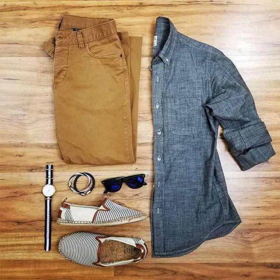 men's outfit idea