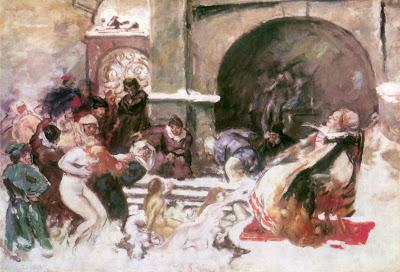 ตำนานสยองขวัญทั่วโลก : ตำนานผีดูดเลือด หรือ Elizabeth Bathory แห่งปราสาท Cachtice Castle 04