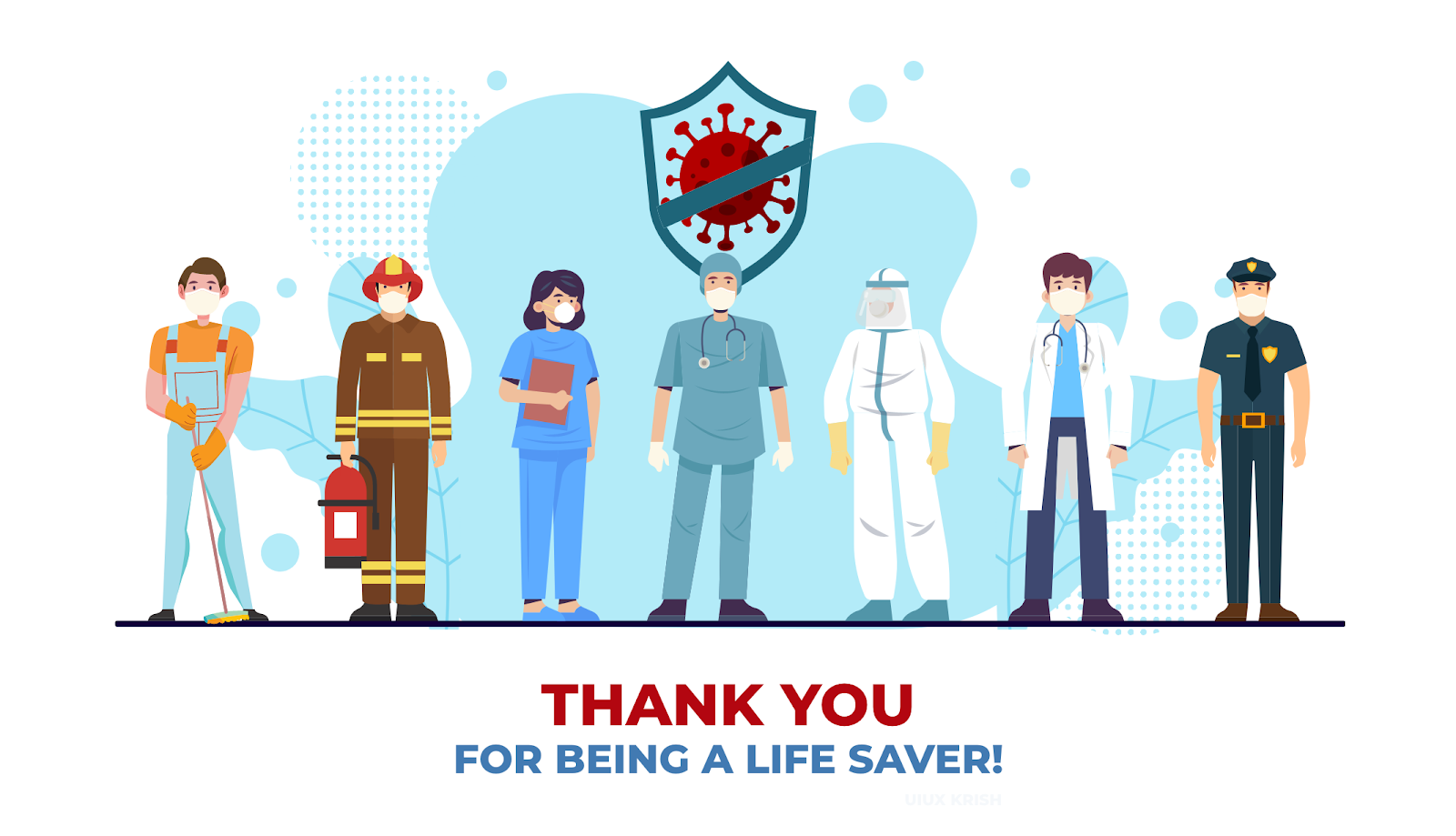 Thank You For Being A Life Saver.!