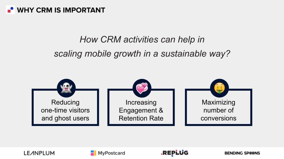 Perché il Mobile CRM è importante?