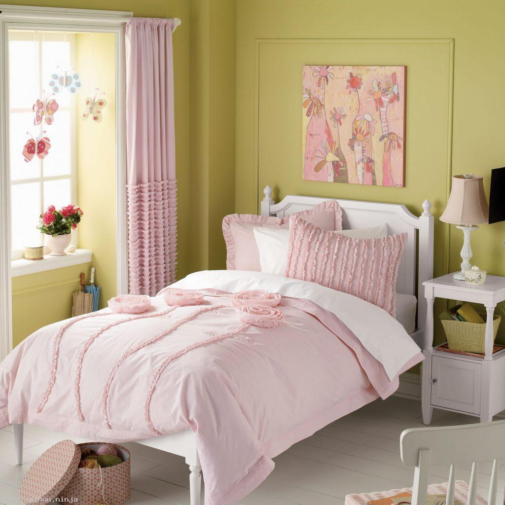 Phòng ngủ công chúa cho bé gái 1