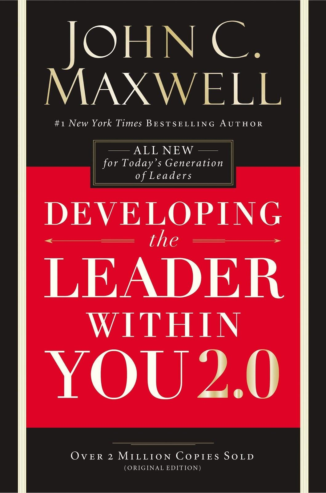Livro Developing The Leader Within You 2.0