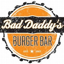 Image result for bad daddy's logo