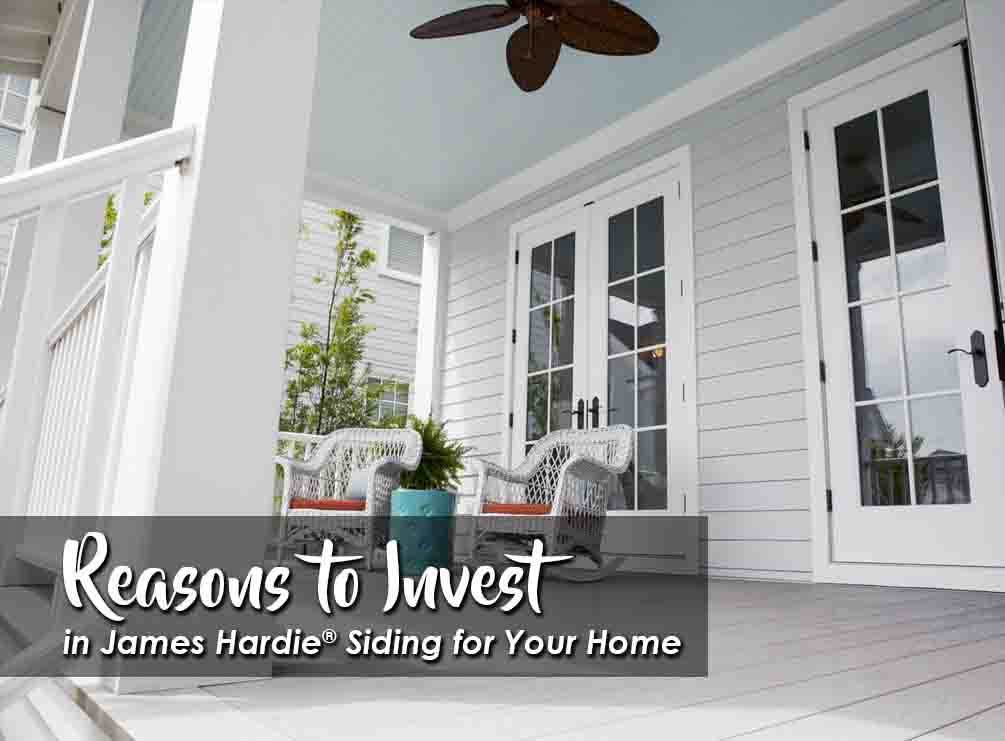 James Hardie® Siding for Your Home