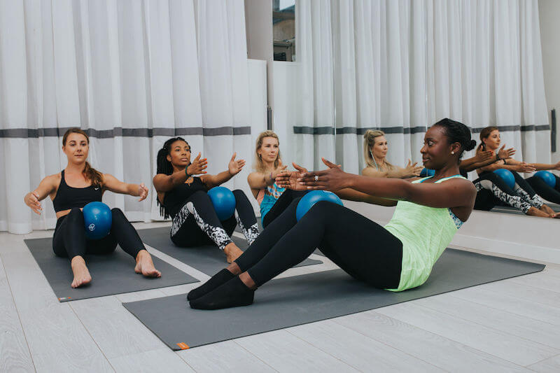 Eve & Grace, Battersea Pilates | GoSweat