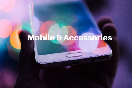 Mobile & Accessories Up To 40% Off  Amazon Prime Day Offers