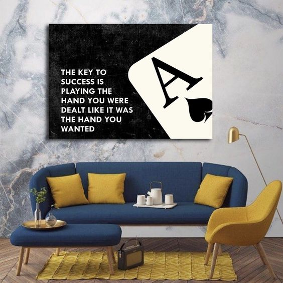 decor living - tablouri cu mesaje