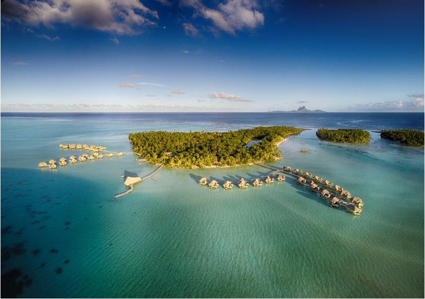 French Polynesia honeymoon destination