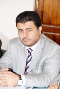احمد صالح العيسي عضو مجلس الادارة