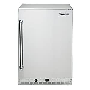 12. Twin Eagles 24 Inch Outdoor Refrigerator