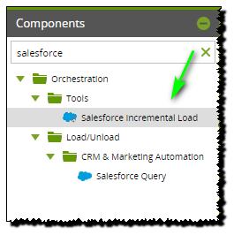 Salesforce Incremental Load