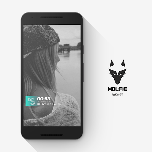 Wolfie for KWGT- screenshot thumbnail