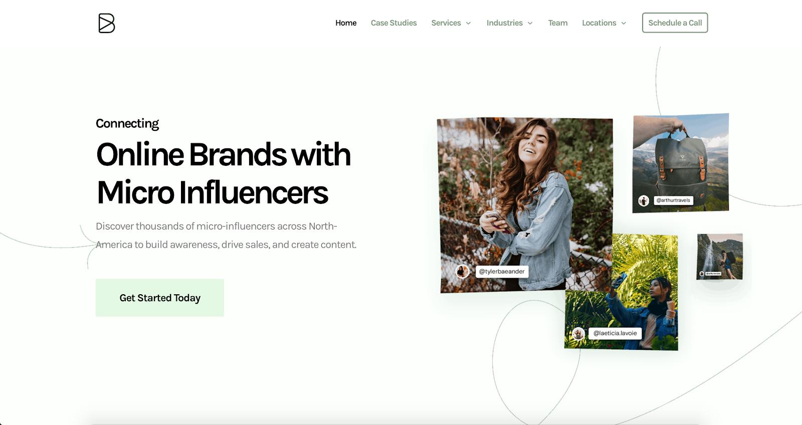 inBeat.agency Top Influencer Marketing Agency 2021