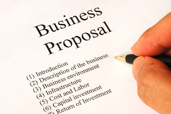 Business Proposals:A KickAss Guide