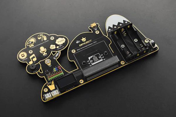 placa de expansão de sensores