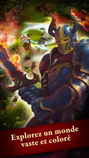 Guild of Heroes - fantasy RPG– Vignette de la capture d'écran