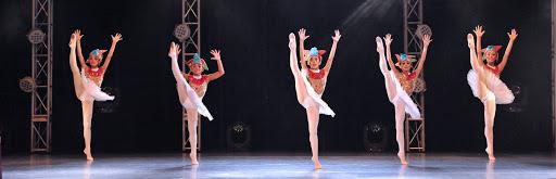 Marlupi Dance Academy dancer
