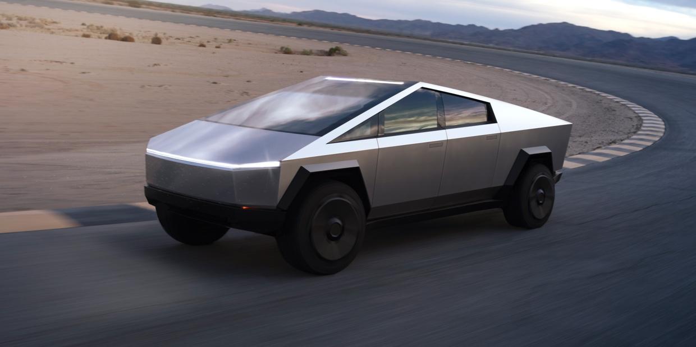 Cybertruck: a picape futurista de Elon Musk
