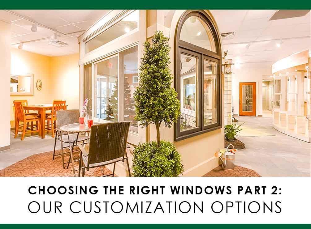 Customization Options