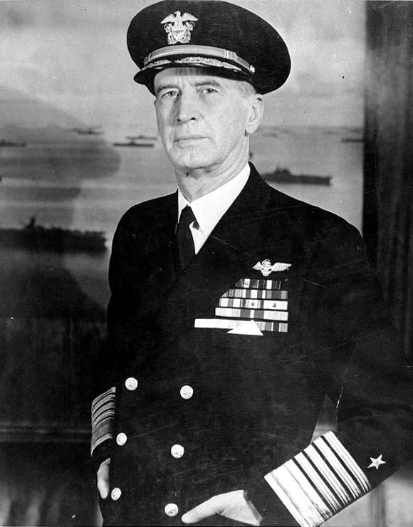 Ernest Joseph King
