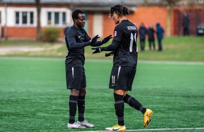 Two Assists For Ogunniyi Omojesu As Spartaks Jurmala Sinks Noah Jurmala