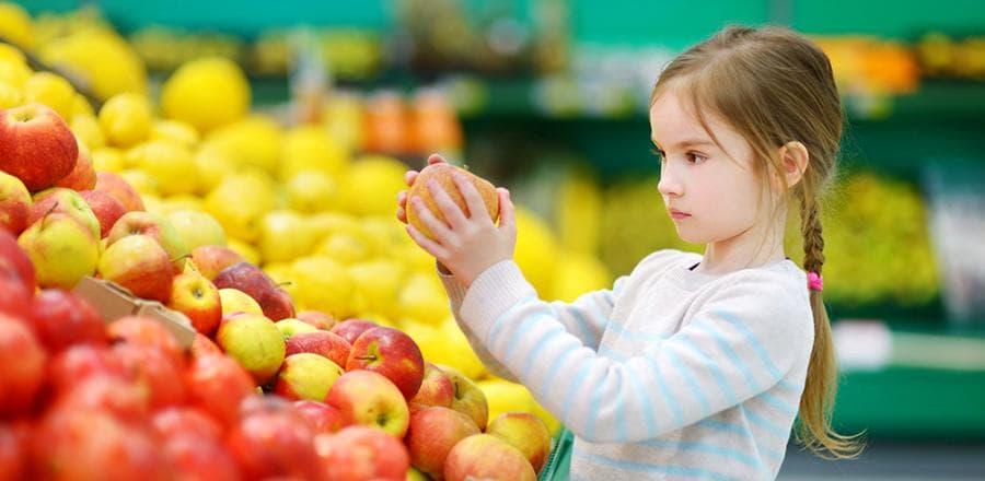 Siêu thị ở đâu có trái cây nhập khẩu miền Bắc