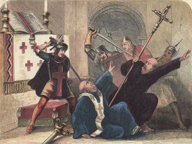 Thánh Tô ma Becket
