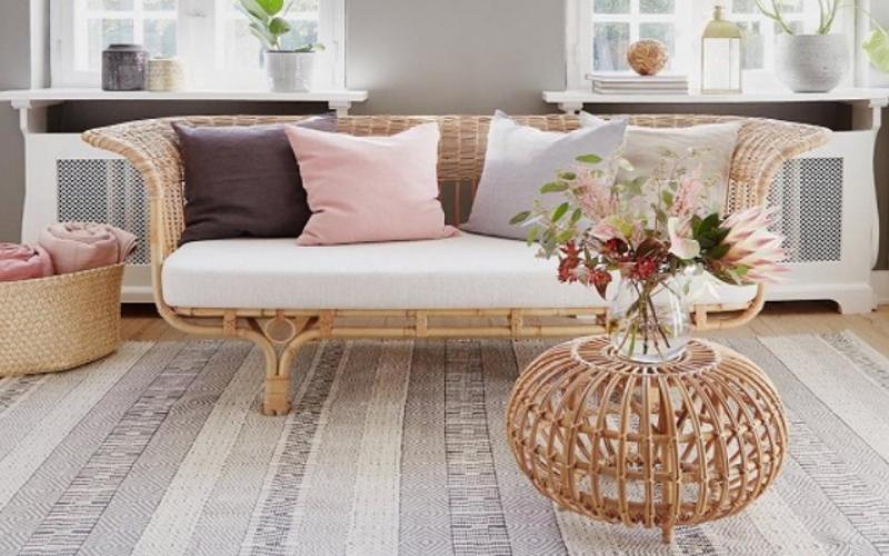 Chiếc Sofa bành mang đến sự mộc mạc cho không gian nội thất