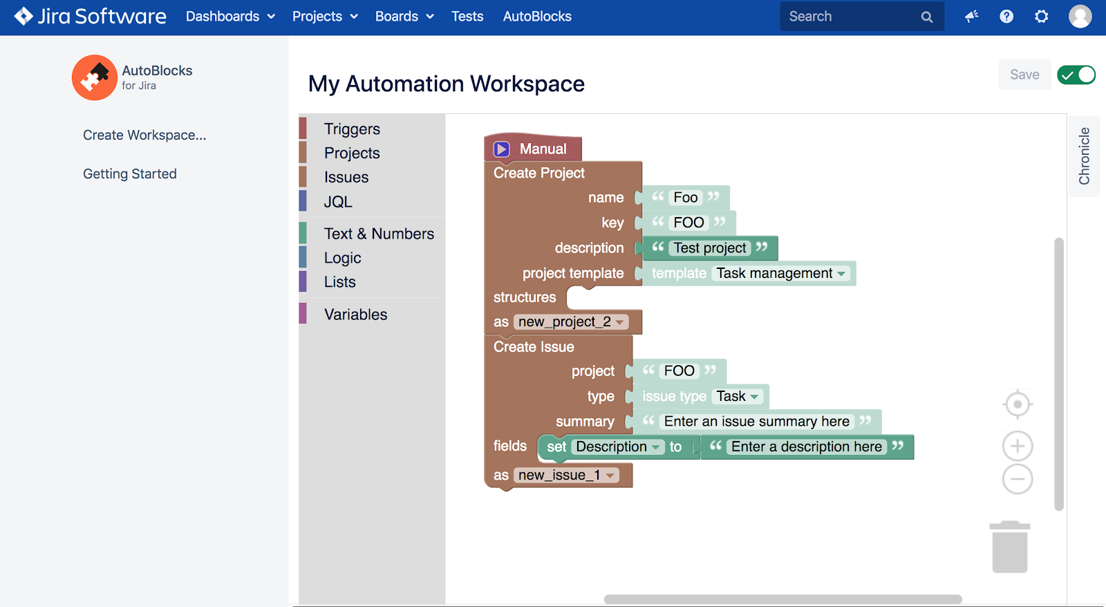 Introducing AutoBlocks for Jira