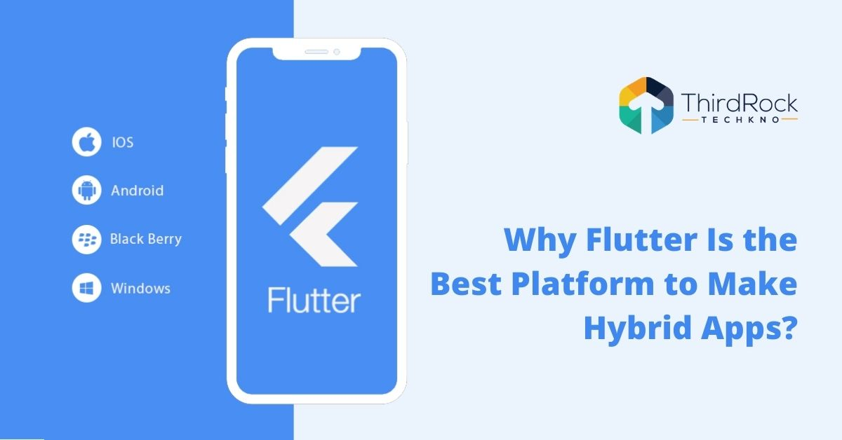 Flutter Hybrid apps