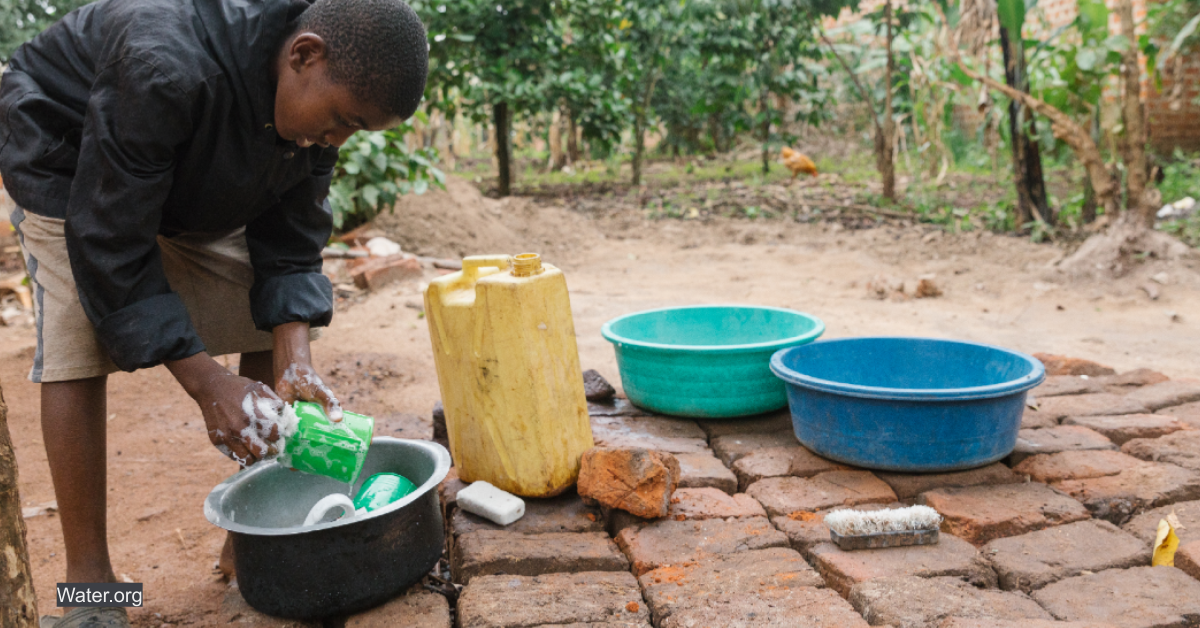 World Water Day: How the WASH landscape has changed in the COVID era