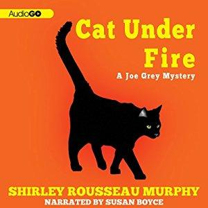 Cat Under Fire Audiobook