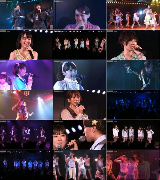 "(LIVE)(公演) AKB48 チームB ""パジャマドライブ"" 公演 140822"