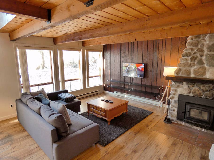 Cottages for rent for 8 people in Quebec #16