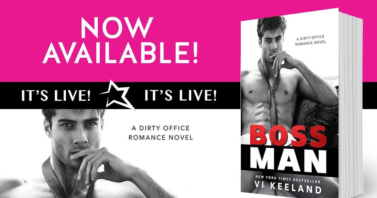 Must Read Books Or Die New Giveaway Bossman By Vi Keeland