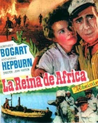 La reina de África (1951, John Huston)