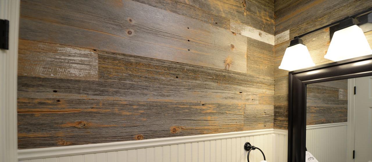 reclaimed wood hotels