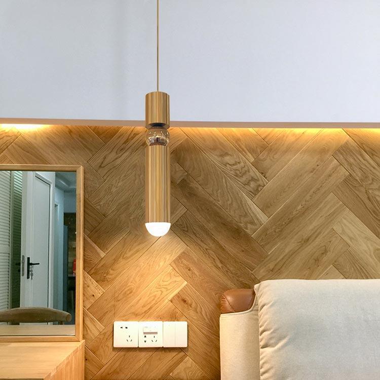 Gợi ý mẫu đèn thả trang trí phù hợp cho không gian gia đình của bạn
