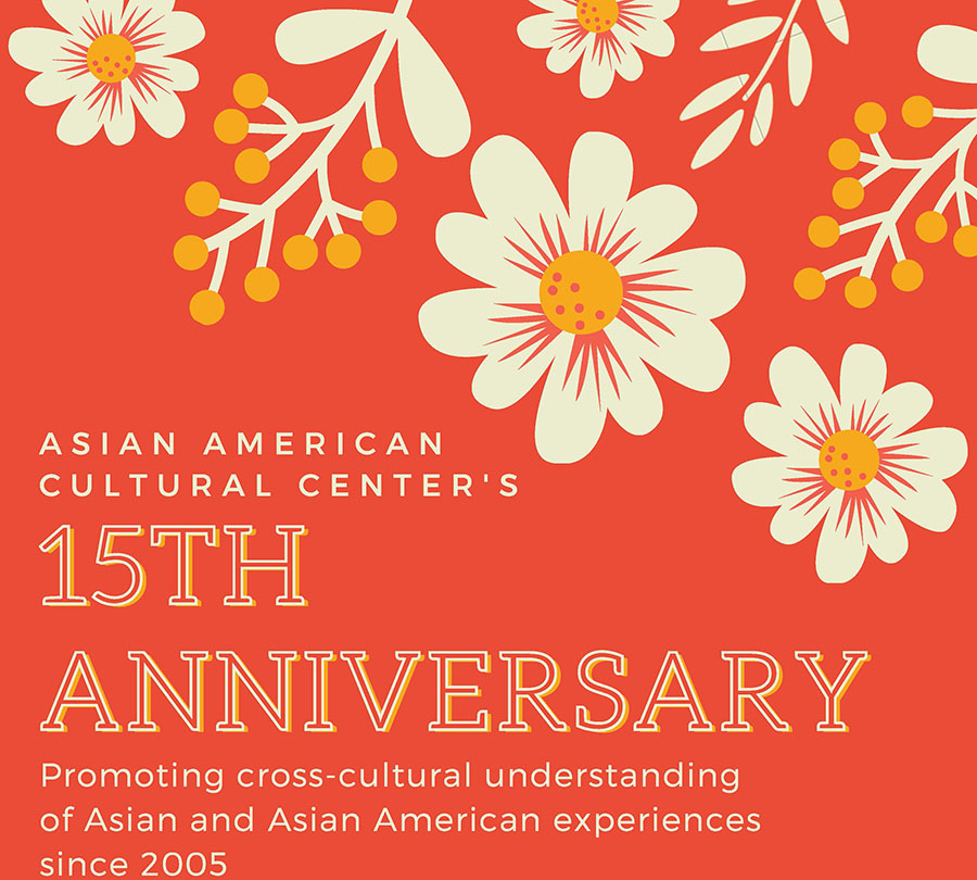 Banner image of AACC 15 year anniversary