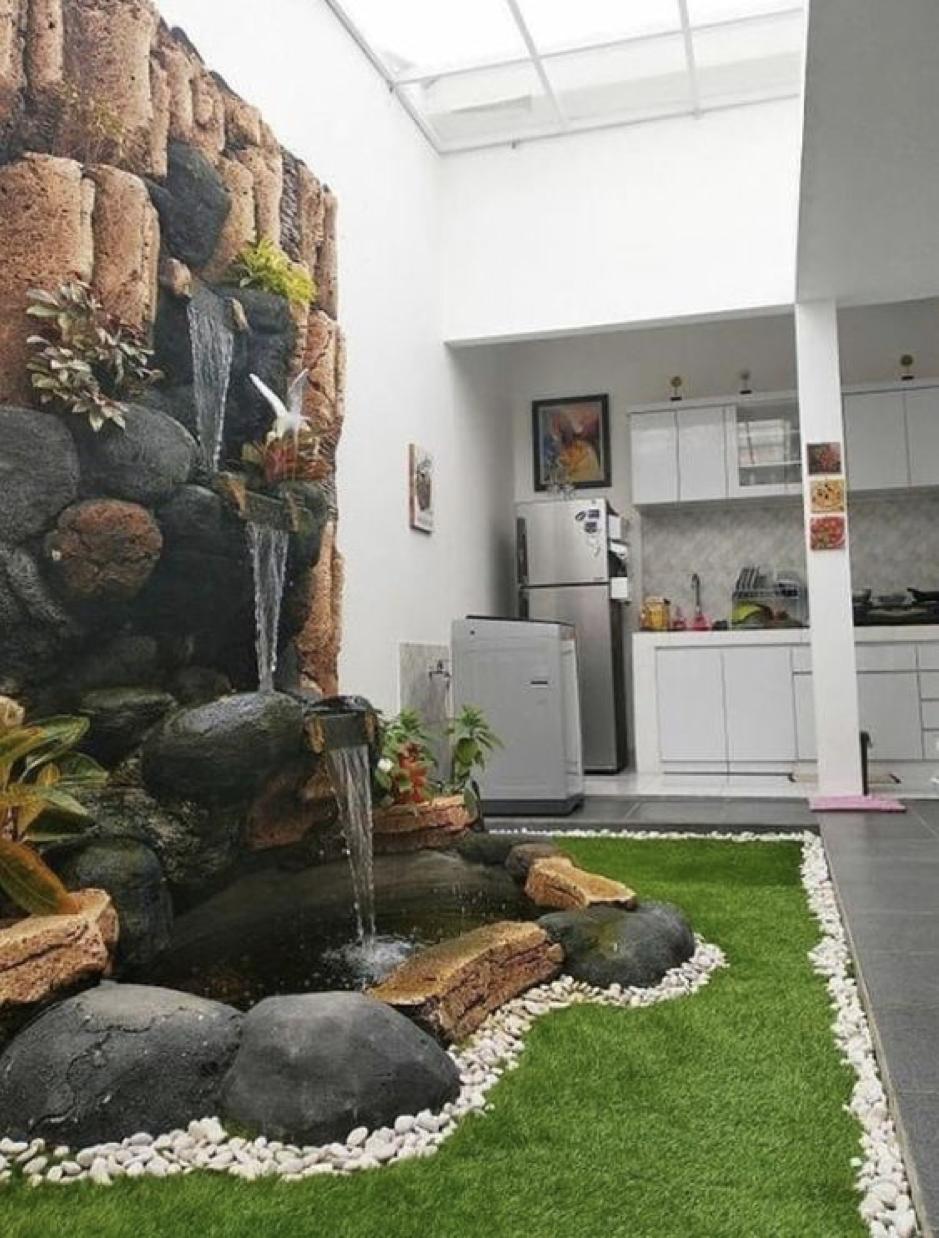 7 Inspirasi Desain Dapur Terbuka Untuk Hunian Mungil