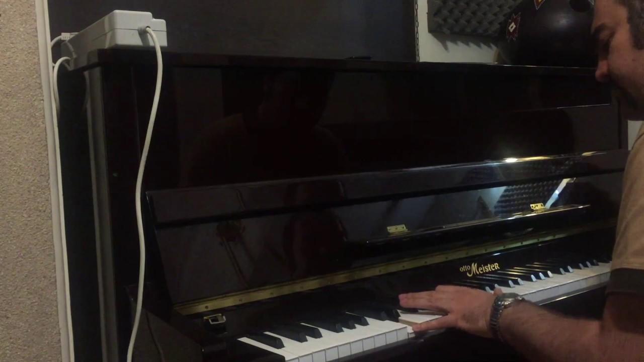 ۹ و ۱۰ احسان نیک پیانو