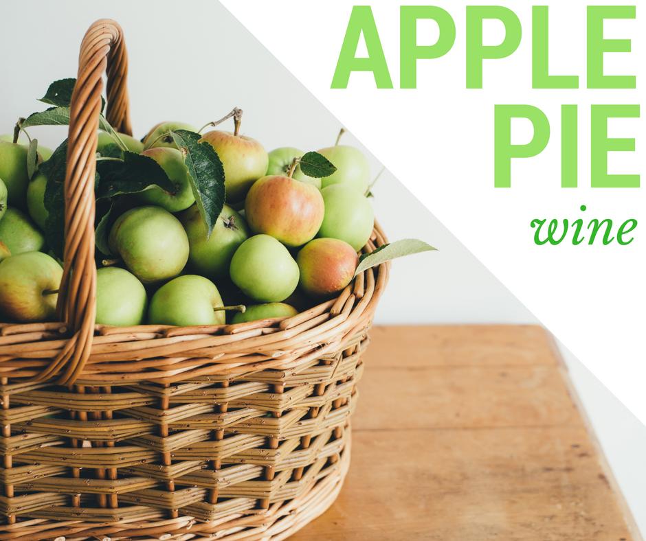 Apple Pie Wine Recipe