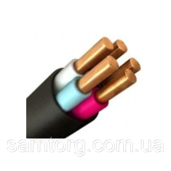Заказать кабель ВВГ нг 5х4 в Киеве!
