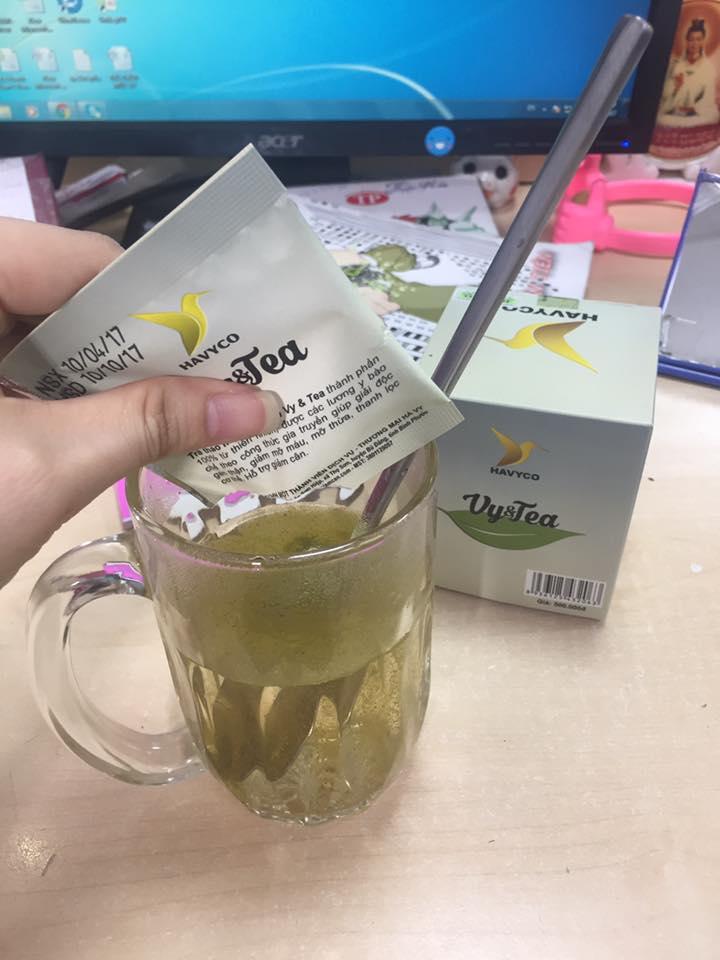 Kết quả hình ảnh cho pha trà vy tea